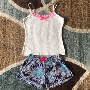 Sweet and sexy cami and shorts 🎀